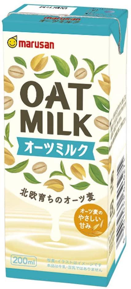 マルサン オーツミルク