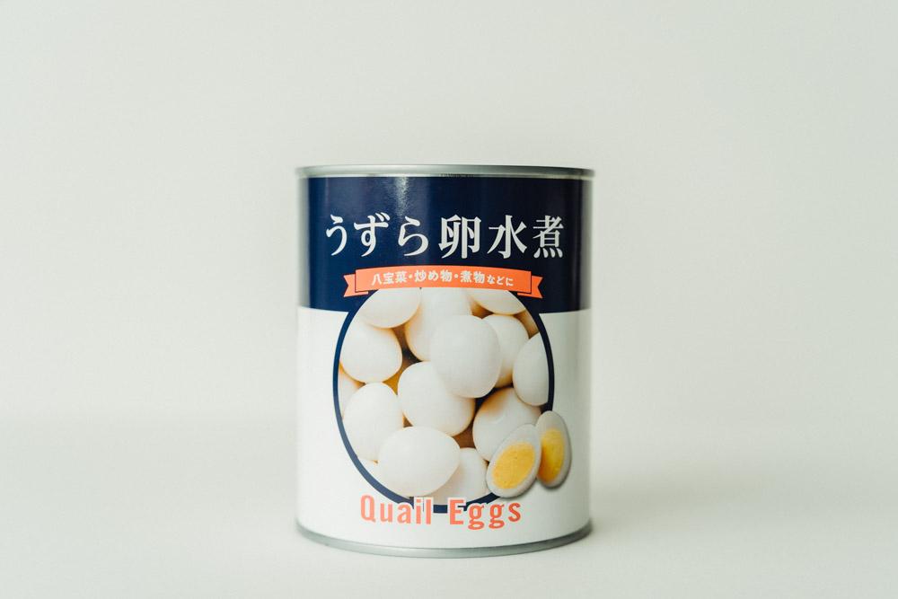 うずら卵水煮